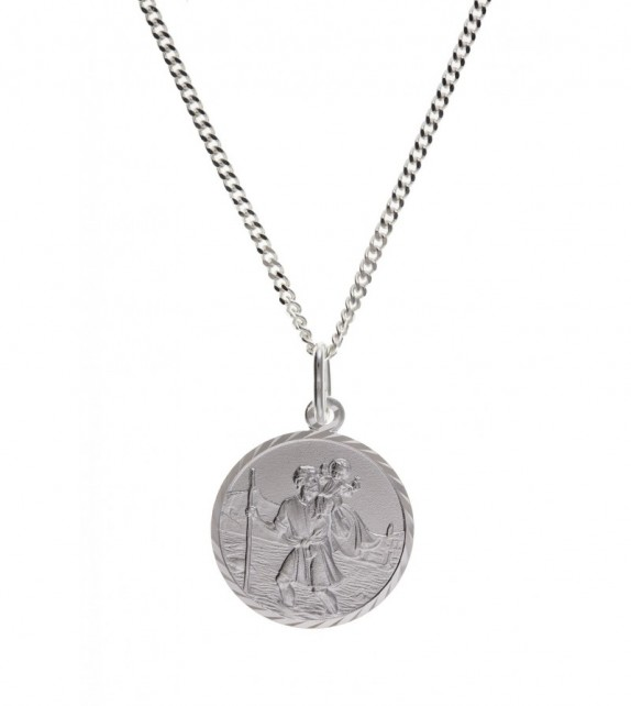 St. Christopher's Medal