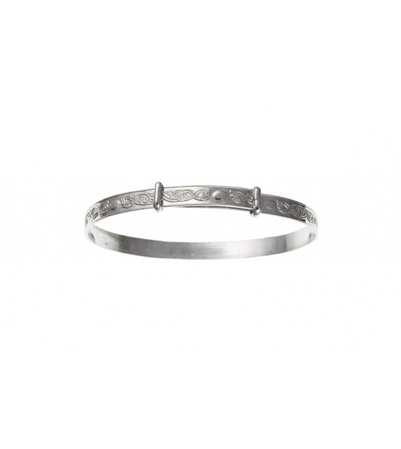 Celtic Expanding Bangle