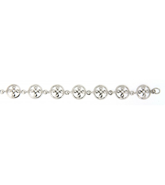 Celtic Cross Bracelet